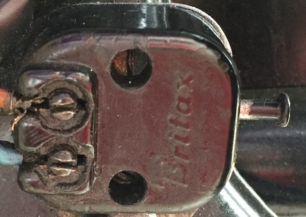Britax Stoplight Switch wanted